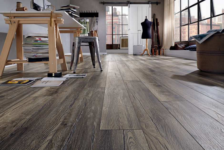 Laminate what is it swiss krono for Laminate flooring options