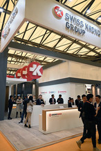 SWISS KRONO's trade fair presentation at the DOMOTEX asia/CHINAFLOOR 2019