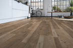 Rosemont Oak laminate flooring (D3665) of the KRONOTEX EXQUISIT collection