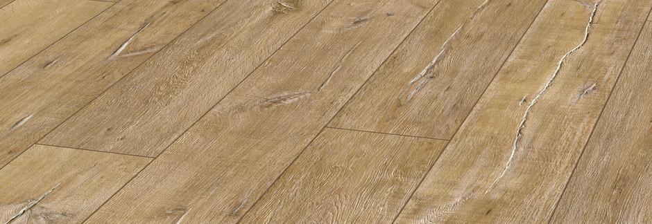 Kronotex mammut tower oak nature d 3565 from kronotex for Mammut laminate flooring
