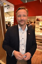 Ахим Шольц, менеджер по продукции KRONOTEX
