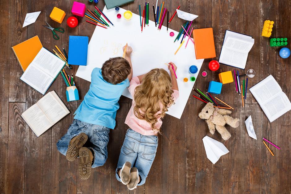 Eine gute Wahl: Laminat im Kinderzimmer - SWISS KRONO