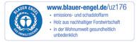 Blauer Engel emissionsarm.eps