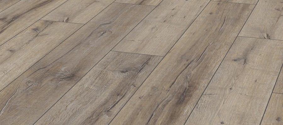 Exquisit Plus Laminate Flooring With An Elegant Plank Look Kronotex