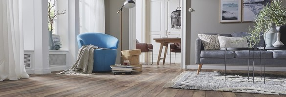 Stratifié Chêne Beach Oak (D 4998) de la collection KRONOTEX MEGA PLUS