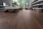 Timeless Oak laminate flooring (D 3590) of the KRONOTEX ROBUSTO collection