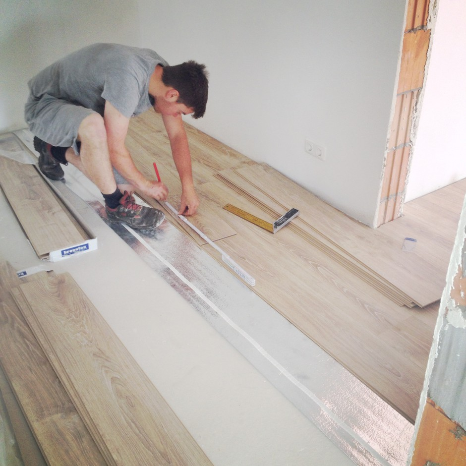 Happiness at home is kronotex laminate flooring swiss krono for Kronotex laminate flooring installation