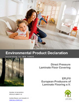 KRONOTEX Environmental Product Declaration EN