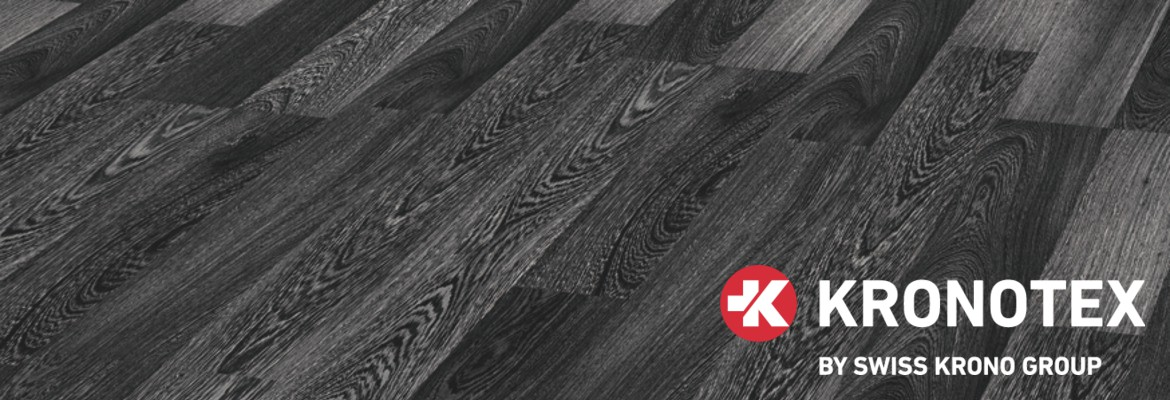 Kronotex Dynamic Black And White D 2955 From Kronotex