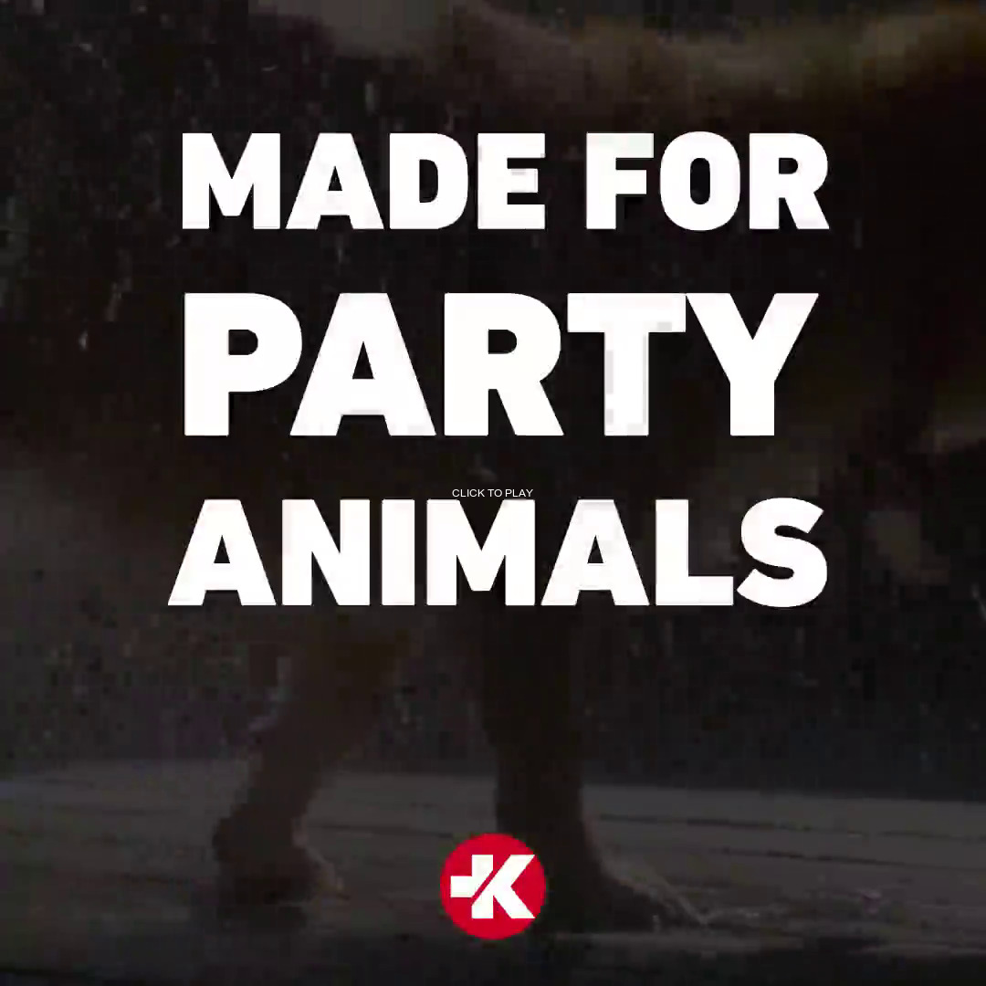 Made for Party Animals