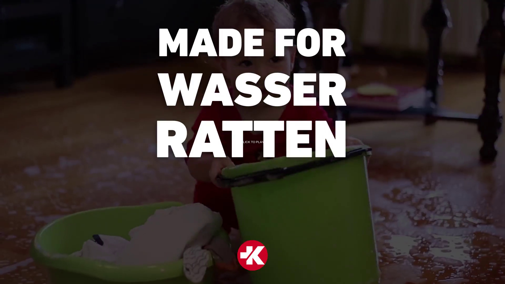 Made for Wasser Ratten
